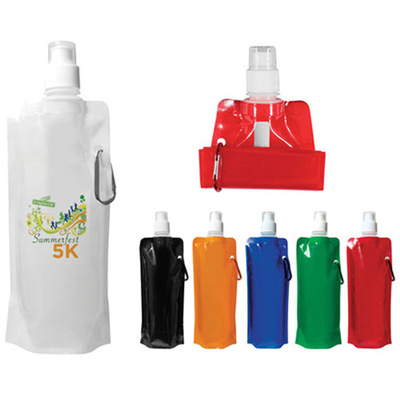 Foldable waterbottle opvouwbare waterfles sample